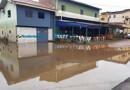 Vídeo: Cheia já atinge ruas do Cai N' Água, em Porto Velho