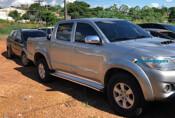 Polícia de Ariquemes prende homem apontado como chefe de bando especializado em roubo de caminhonetes