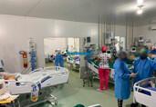 Mais de 100 pacientes com Coronavírus precisam de UTIs em Rondônia