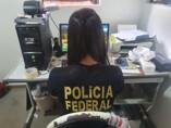 Mecânico é preso pela PF com imagens e vídeos de exploração sexual infantil