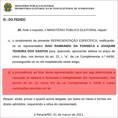 Comitê de campanha tenta mascarar gastos irregulares de campanha, MP descobre e pede cassação do prefeito de Ji-Paraná