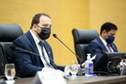 Presidente da Assembleia defende compra de vacinas e multa para quem descumprir protocolos de saúde