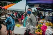 Após novo decreto do Governo, Prefeitura da Capital mantém feiras livres no final de semana