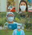 Vídeo: heroínas da saúde detalham como vivem em meio ao caos; muitos sonhos adiados