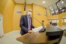 Ismael Crispin relata favorável à criação de verba temporária para cargos de difícil lotação nas unidades hospitalares