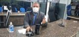 Vereador Everaldo Fogaça é autor de emenda que garante vacinação a jornalistas