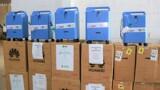 Governo de Rondônia recebe 50 concentradores de oxigênio cedidos pelo Amazonas