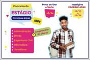 MPF prorroga inscrições do concurso de estágio para 19 de abril