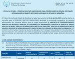 TJRO divulga edital de processo seletivo; confira