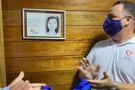 Vídeo: Associação Luz do Alvorecer homenageia Euro Tourinho, José Sálvio Coelho e Linda Maia