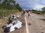 Médico veterinário morre em colisão na BR-364