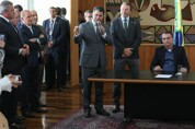 Marcos Rogério assina CPI para investigar estados e municípios, e Acir pede investigação contra Bolsonaro