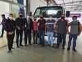 Emendas garantem caminhões a produtores rurais e equipamentos de segurança à CORE