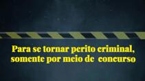 ABC e Sinpec alertam que só concurso garante carreira de perito criminal