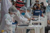 Inscrições para trabalho voluntário na vacinação contra a Covid-19 estão abertas