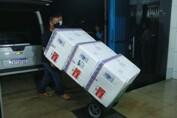 Rondônia recebe mais 40.150 mil doses de vacinas contra a Covid-19