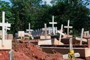 No pico da pandemia, cemitério de Porto Velho sepultou mais de 240 corpos de vítimas da Covid-19