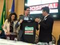 Marcelo Cruz comemora abertura de edital para Construção do Heuro em Porto Velho