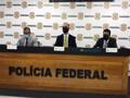 Seis presos em operação da PF em Porto Velho; acusados são levados ao presídio federal