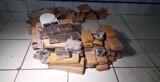 Quadrilha é presa com 50 quilos de maconha em Porto Velho