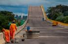Governo acredita que ponte do Abunã sobre o rio Madeira vai fortalecer o desenvolvimento econômico de Rondônia