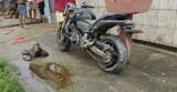 Motorista perde controle de moto e acaba morrendo em colisão na Capital