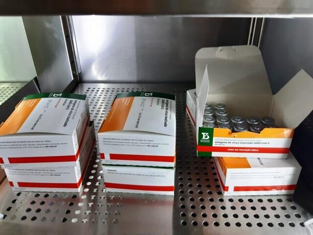 Estado recebe mais 37 mil doses de vacinas e realiza drive-thru de testagem em Porto Velho
