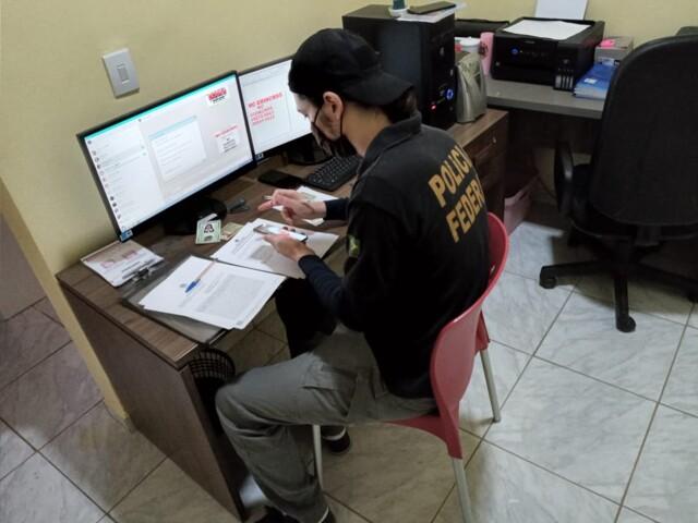 Operação em Rondônia e em outros 6 estados combate fraude em benefícios sociais