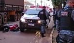 Mulher morre atropelada por carreta em Porto Velho
