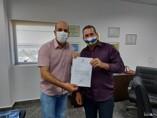 Migrantinópolis receberá recurso destinado pelo deputado Ismael Crispin para construção de praça