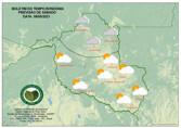 Sábado também terá temperaturas amenas em Rondônia