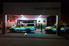 Bandidos atiram em jovem durante assalto
