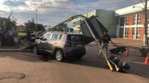 Atenção:  BR-319 com Carlos Gomes está sem sinalização após acidente em Porto Velho