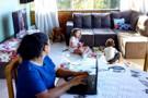 Isolamento social mudou as relações entre mães e filhos