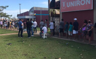 Vacinação sem agendamento tem grande procura em Porto Velho