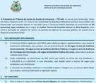 TCE do Amazonas abre concurso com salários iniciais de R$ 8,3 mil