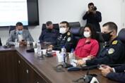 Comando da PM apresenta cenário de conflitos agrários em Rondônia para deputados estaduais