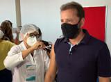 Prefeito de Porto Velho é vacinado contra a Covid-19