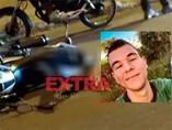 Jovem morre após colisão com carreta estacionada na BR-364