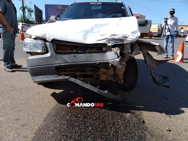 Motociclista morre atropelado em Ji-Paraná