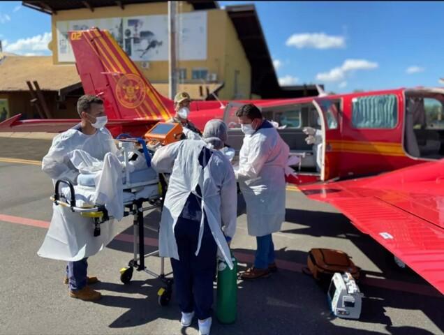 Covid-19: Rondônia vai receber 9 pacientes do Mato Grosso do Sul