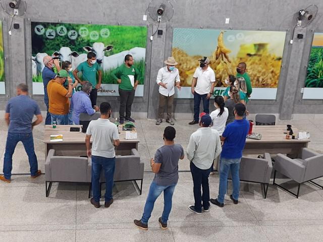Semana de muitas visitas do deputado Coronel Chrisóstomo em várias cidades do estado de Rondônia