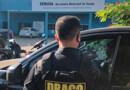 Operação da Polícia Civil afasta secretário da Saúde e procurador-geral do Município de Ji-Paraná