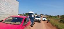 BR-364 é liberada em Vista Alegre do Abunã