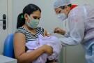 Gestantes e puérperas passam a ser vacinadas no Centro Integrado Materno Infantil