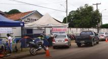 Mulheres fecham quartéis em Porto Velho, Jaru e Ji-Paraná; Comando da PM garante policiamento