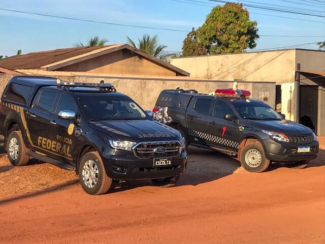 Operação da PF e PM cumpre mandados contra envolvidos em furto nos Correios e outros crimes