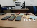 Servidores da Câmara de Guajará-Mirim são presos suspeitos de tráfico de drogas