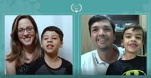 Vídeo: No Dia Mundial do Orgulho Autista, pais relatam desafios durante pandemia e superação com ajuda da família