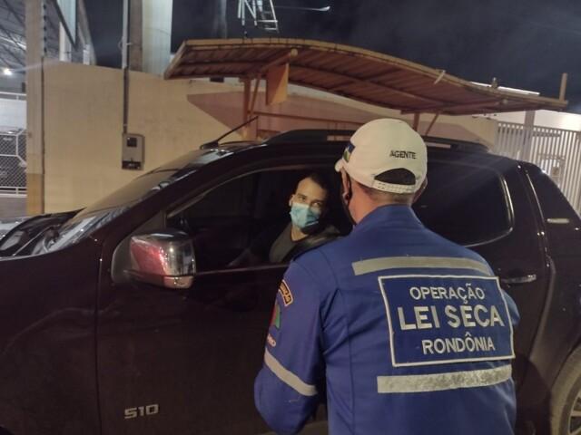 Lei Seca completa 13 anos e será retomada nas principais cidades de Rondônia